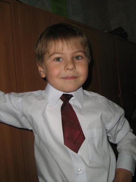 Мой внук Максимка 2009 г.JPG