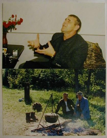 Мое фото Н И Булдакова, мы с В. Песковым на Битюге.JPG
