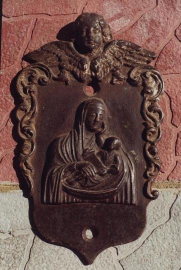 Часть Церковных врат старого храма Вислой Поляны, фото А Елецких-.JPG
