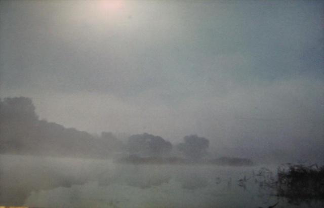 Озеро, ранний расвет. Фото А Елецких-.JPG