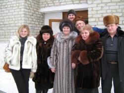 Мы у родни по линии жены - Несовых 2009 г.JPG